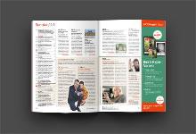 Relaunch ARTE-Magazin: Anzeigen und Musterseiten